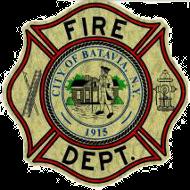 City of Batavia Fire Department Seal