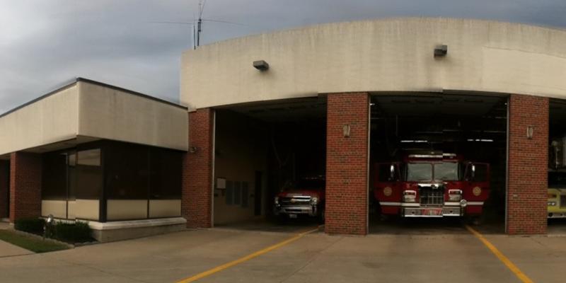 Fire Headquarters - 18 Evans Street