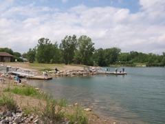 DeWitt Park Fishing Dock